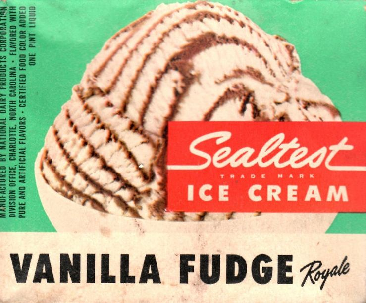 Well known YouRememberThat.Com - Taking You Back In Time - Sealtest Ice Cream HP35