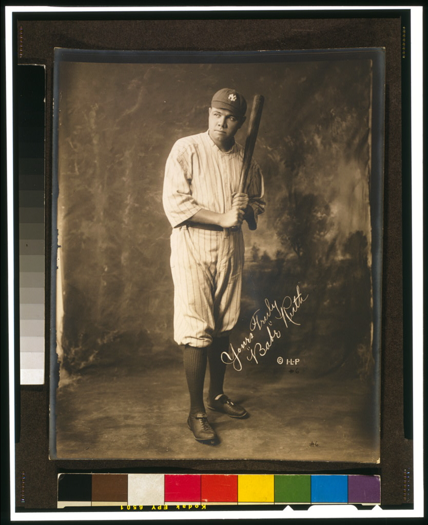 biography of george herman ruth jr Babe ruth essay 1142 words | 5 pages babe ruth baseball player born george herman ruth, jr, on february 6, 1895, in baltimore, maryland he was the first of eight children born to kate and george herman ruth, sr.