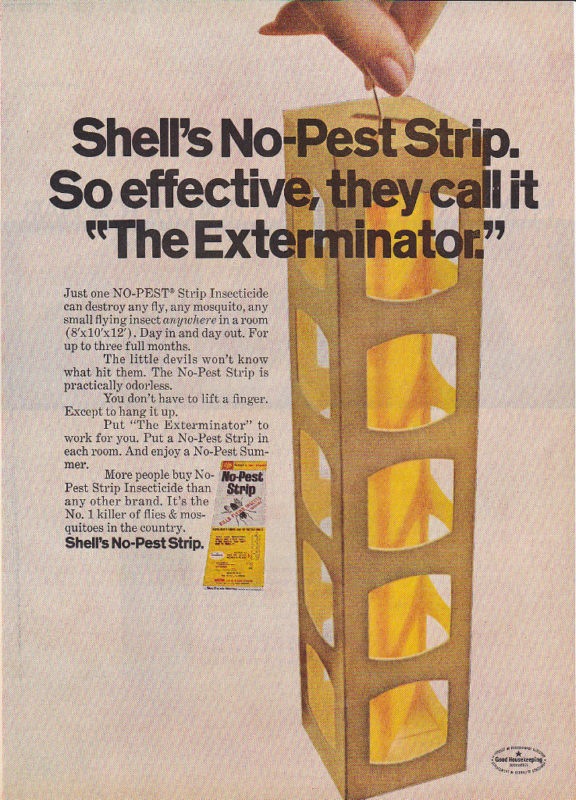 Yourememberthatcom Taking You Back In Time Shell No Pest Strips