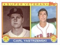 Carl Yastrzemski Retirement Tour