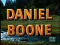 Daniel Boone TV Intro