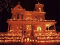 My House Is The One With The Carved Pumpkin Outside