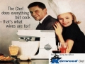 Sexist Appliance Ad 1961