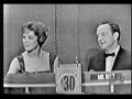 Julie Andrews on Whats My Line