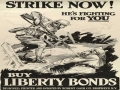 First World War Liberty Bond Poster