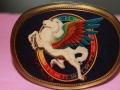 Steve Miller Band Belt Buckle
