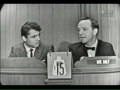 Sal Mineo on Whats My Line 1957