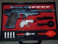 Vintage Multi Pistol 09 by Topper Toys 60s