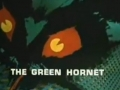 Pacman shape really from Green Hornet TV Show