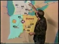 Paul Lynde doing the Weather at WSPD TV Toledo 1978
