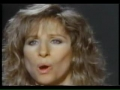 Barbra Streisand 1985 Somewhere original studio video