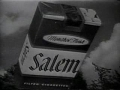 Salem Cigarettes commercial