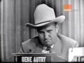 Gene Autry on Whats My Line
