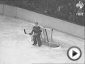 Rangers-Canadiens NHL Game 1936