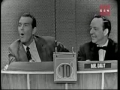 Fred MacMurray on Whats My Line