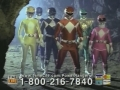 1993 Mighty Morphin Power Rangers DVD collection now available