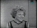 Ethel Merman on Whats My Line
