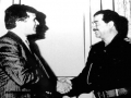 Saddam Hussein Received Key To Detroit
