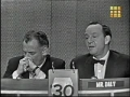 Art Carney on Whats My Line 1959