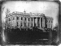 Earliest Photo of White House