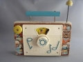 FISHER PRICE TV-Radio
