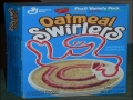 Oatmeal Swirlers  when I ate it 1990 or so