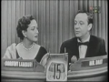 Dorothy Lamour on Whats My Line