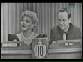 Ann Sothern On Whats My Line