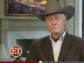 Larry Hagman Talks of Dallas Cancer and Veganism