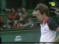 Jimmy Connors Wins Wimbledon 1982