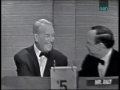 Maurice Chevalier on Whats My Line