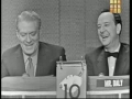 Nelson Eddy on Whats My Line 1960