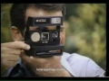 Polaroid commercial and NBC bumpers