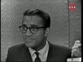 Sammy Davis Jr on Whats My Line 1959