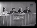 Jimmy Stewart on Whats My Line