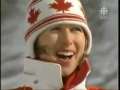 Chandra Crawford Sings O Canada On Olympic Podium