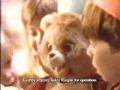 Teddy Ruxpin and Grubby Commercial