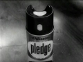 Pledge Commercial 1950s