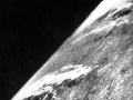 First Photo Of Earth From Space 1946