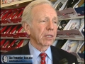 Senator Joe Lieberman on Taxes and the Fair Tax