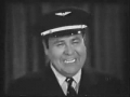 Jonathan Winters As An Airline Pilot