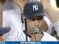 Derek Jeter Bids Farewell To Yankee Stadium