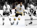 Boston Bruins Early 1970s Scoring Stars