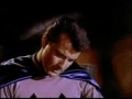 Lyle Waggoner and Peter Deyell test for Batman TV series