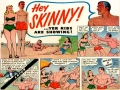 Charles Atlas Cartoon Advertisement