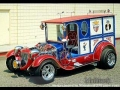Bam Bams George Barris and more Custom Car Collection Video