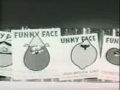 Funny Face Drink Mix ad with the ORIGINAL characters