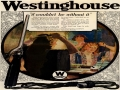 1923 Westinghouse Curling Iron Ad