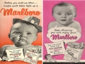 Baby-Themed Cigarette Ads