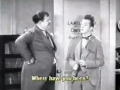 Laurel and Hardy in Spanish